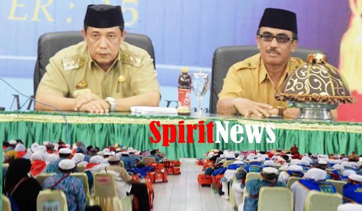 Kloter 15 Debakarkasi Makassar,Didominasi Jamaah Haji Asal Kab Sinjai