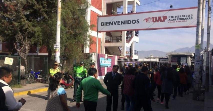 Más de 10 mil maestros rinden examen para nombramiento docente en la región Arequipa