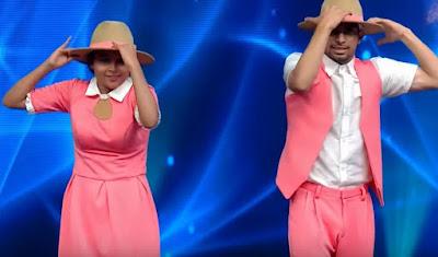 Rupesh and Deepika