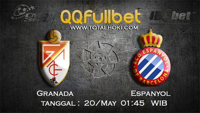 PREDIKSIBOLA - PREDIKSI TARUHAN GRANADA VS ESPANYOL 20 MAY 2017 (LA LIGA SPANYOL)