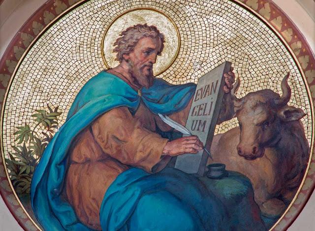 evangelho de são lucas, visão geral e reinado do Senhor Jesus