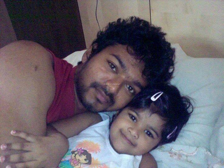 VIJAY FAMILY PHOTOS | ACTOR VIJAY WIFE SON DAUGHTER | Tamil