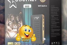 مراجعة رسيفر ستارنت 9900 الجديد starnet 9900 HD new