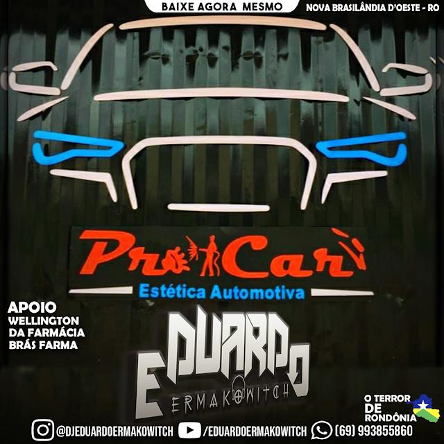 CD PROCAR INSULFM E ACESSÓRIOS - DJ EDUARDO ERMAKOWITCH
