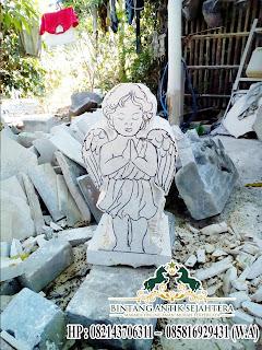 Patung Malaikat Makam