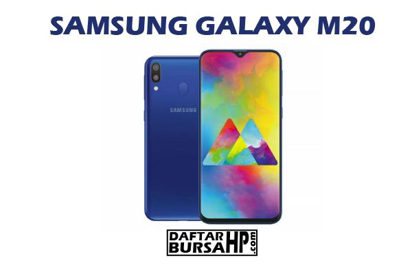 Spesifikasi Samsung Galaxy M20 dan Harga Terbaru