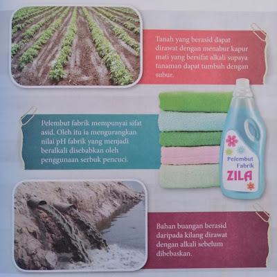 aplikasi peneutralan dalam sektor pertanian dan perindustrian