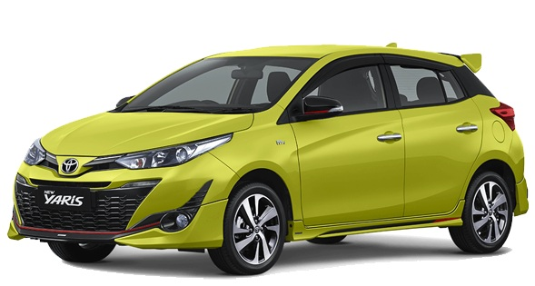 Kredit Mobil Toyota Yaris