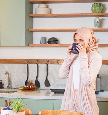 Annisa Aulia Yasmin Pakai Hijab