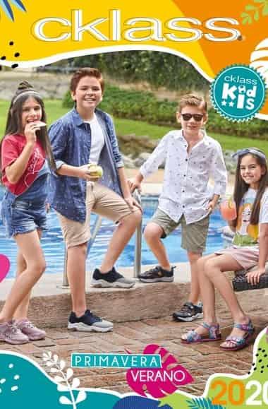 Catalogo Cklass 2020: calzado y ropa  niños Primavera Verano 2020