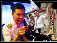 Vincent Raditya Naik Lion Air