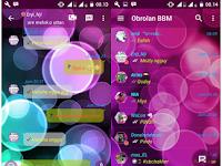 BBM MOD DELTA TERBARU Apk V3.2.0.6 Full DP CLone Unclone Color full
