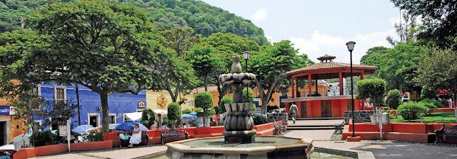 Ciudad Malinalco, Estado México