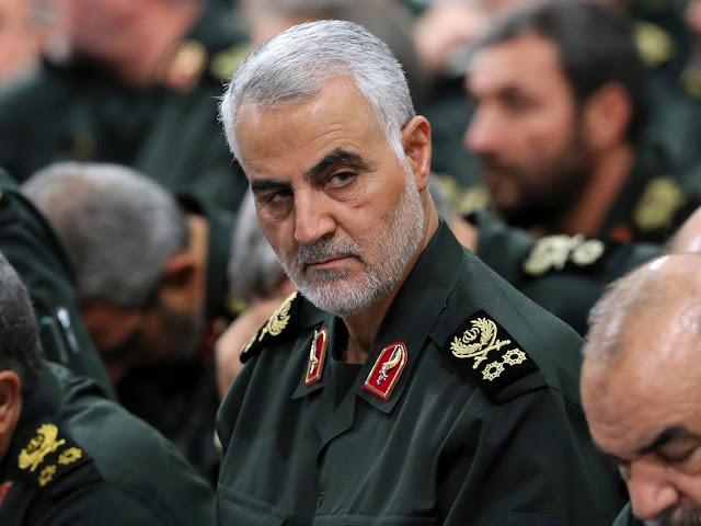 Jenderal Iran Qaseem Soelaimini