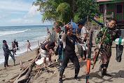 Inilah Bentuk Kepedulian Komunitas Penyelam Kepulauan Selayar Terhadap Program TMMD Ke-111