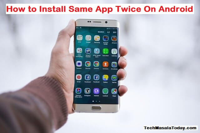 How to use dual Apps in one phone?