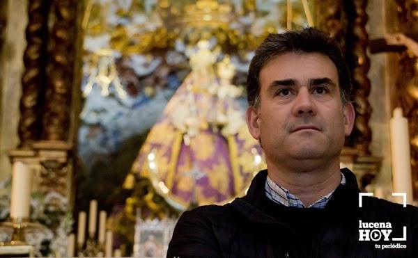 La Agrupación de Cofradías nombra a Manuel Roldán Fernández como Pregonero de la Semana Santa de Lucena 2022