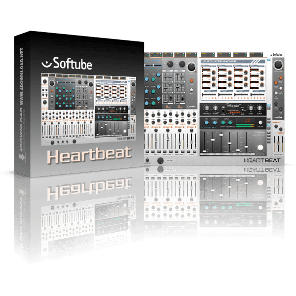 Softube Heartbeat v2.5.9 Full version