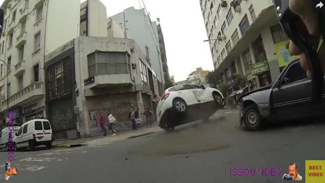 Accident en direct issouvideo