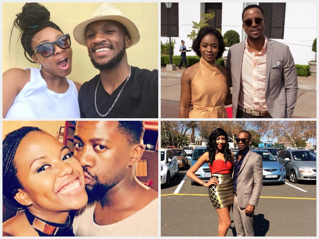 Hulisani Ravele and Psyfo have no bad vibes after the break-up