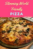 pizza slimming world recipe