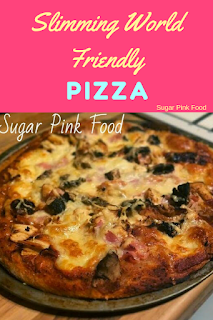 pizza slimming world recipe