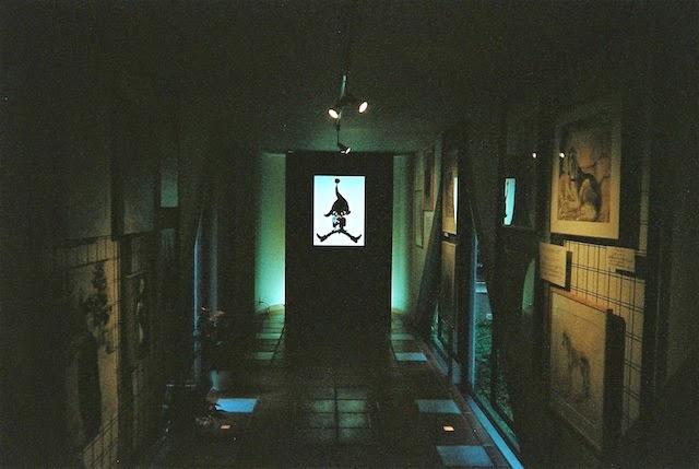 藤城清治美術館