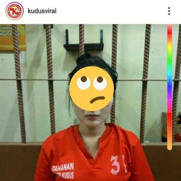 Di Balik Viral Foto Pedangdut Ayu Vaganza Berbaju Tahanan Polres Kudus