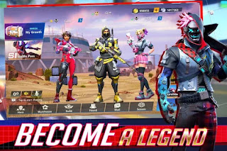 Omega Legends MOD Apk (Unlimited Money + Diamond)