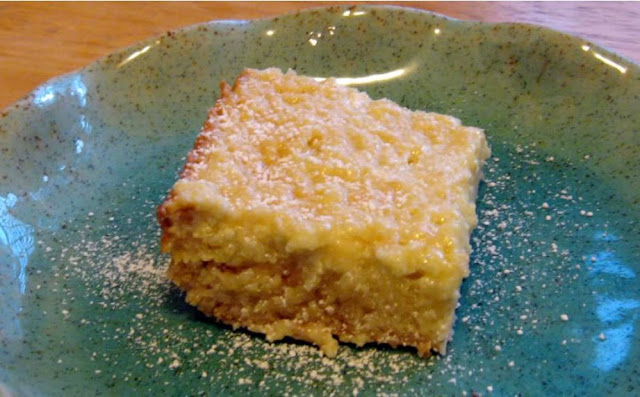 Gooey Butter Cake by freshfromthe.com