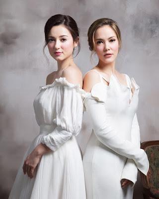 Julie Estelleh dan Cathy Sharon saudar dari manado yang seksi dan hot abis