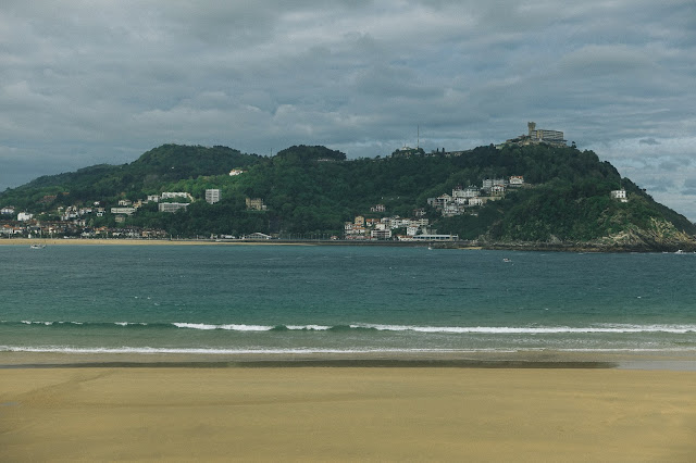 ラ・コンチャ海岸(Playa de La Concha)