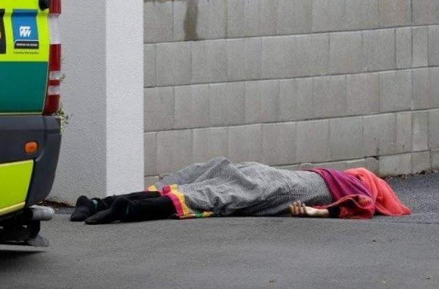 নিউজিল্যান্ডে ক্রাইস্টচার্চে মসজিদে হামলায় নিহতের সংখ্যা বেড়ে 50