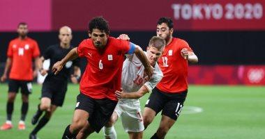 ارقام لاعبي منتخب مصر الاولمبي