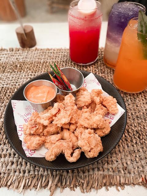 Hey Beach! Restoran Bernuansa Tropical di Jakarta (3)