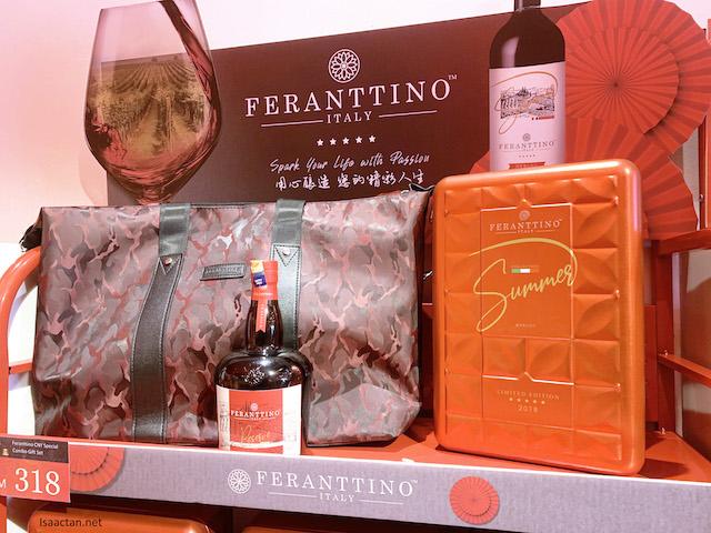 Feranttino CNY Premium Gift Set