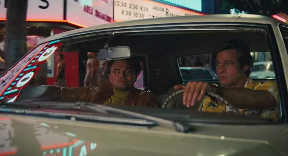 Once Upon a Time in Hollywood : タランティーノ監督が、レオナルド・ディカプリオとブラッド・ピット、マーゴット・ロビーの3大スターを起用し、映画界の黄金期の終わりに思いを馳せたらしい最新作「ワンス・アポン・ア・タイム・イン・ハリウッド」の予告編を初公開 ! !
