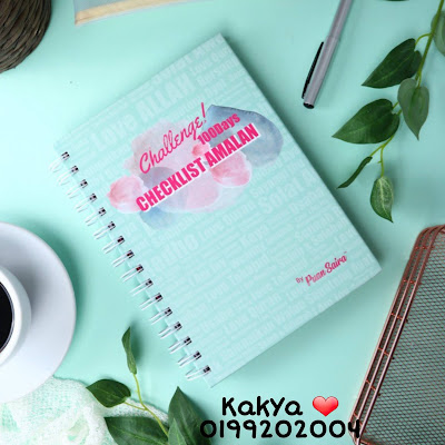 Buku checklist amalan by Puan Saira, Puan Saira, Pn   Saira, Tips rezeki, Buku checklist amalan 100 hari, Amalan challenge, Istiqamah dalam beramal, www.akifimtiyaz.com