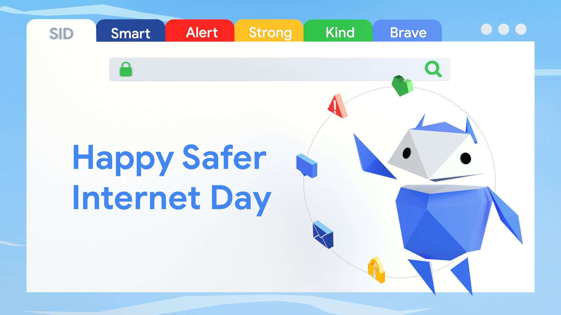 Safer Internet Day Wishes Awesome Picture