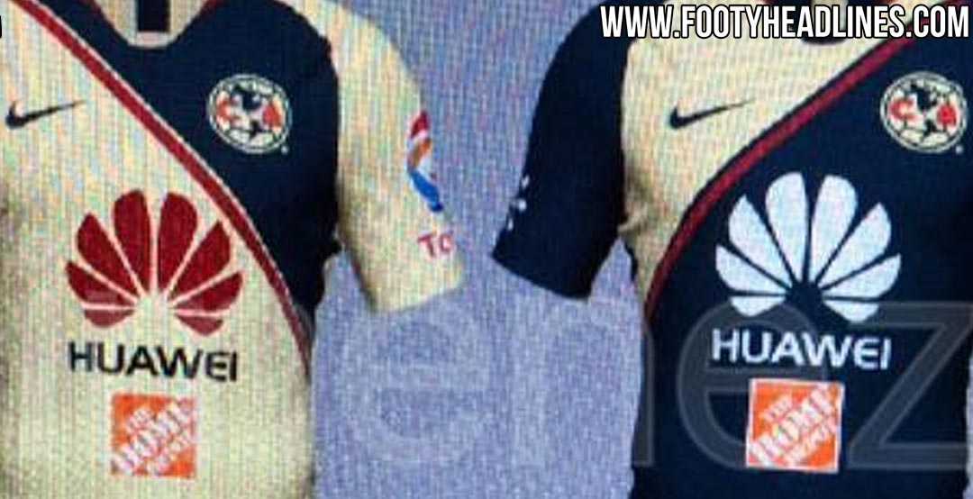 The new Nike Club America 18-19 home and away kits have been leaked  courtesy of  pjimenez71. They are set for a release in Summer 2018. e0412ca3c0c2