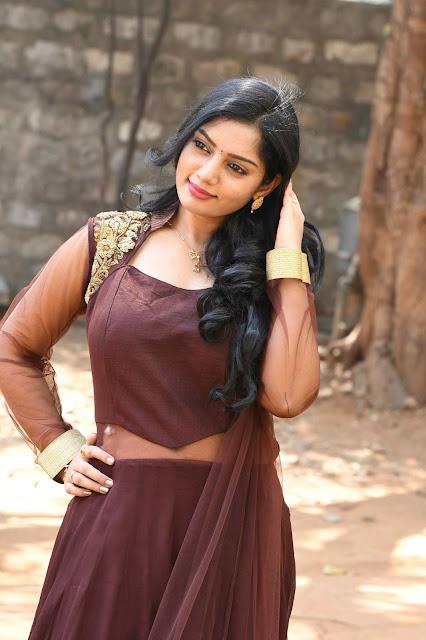 Actress Lasiya Latest photo stills