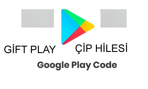 Gift Play Uygulaması Çip Hilesi Bedava Play Kod Alın 2021
