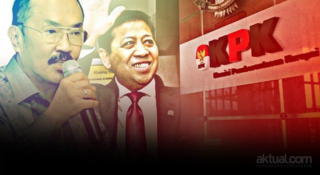 Hari ini  Setya Novanto Mangkir Lagi dari Panggilan Penyidik KPK