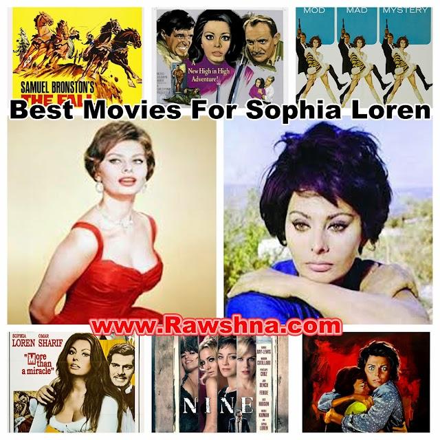 افضل افلام صوفيا لورين على الاطلاق
