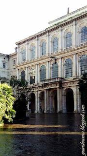 museu roma guia brasileira barberini - Museu do Palácio Barberini