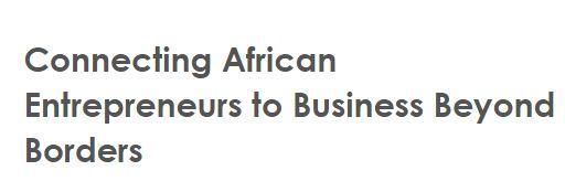2019 (TEF-UNDP) Sahel Youth Entrepreneurship Programme for Africans
