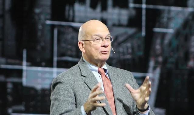"""""""Deus trabalhou por meio de suas orações"""", diz Tim Keller sobre câncer"""