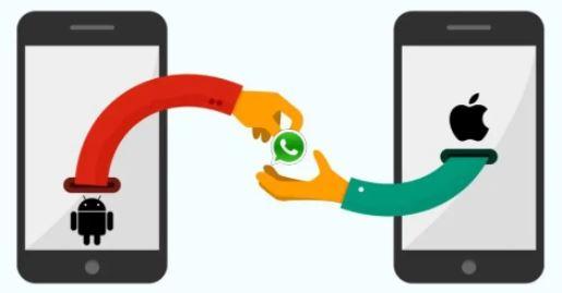 cara memulihkan chat whatsapp dari android ke iphone
