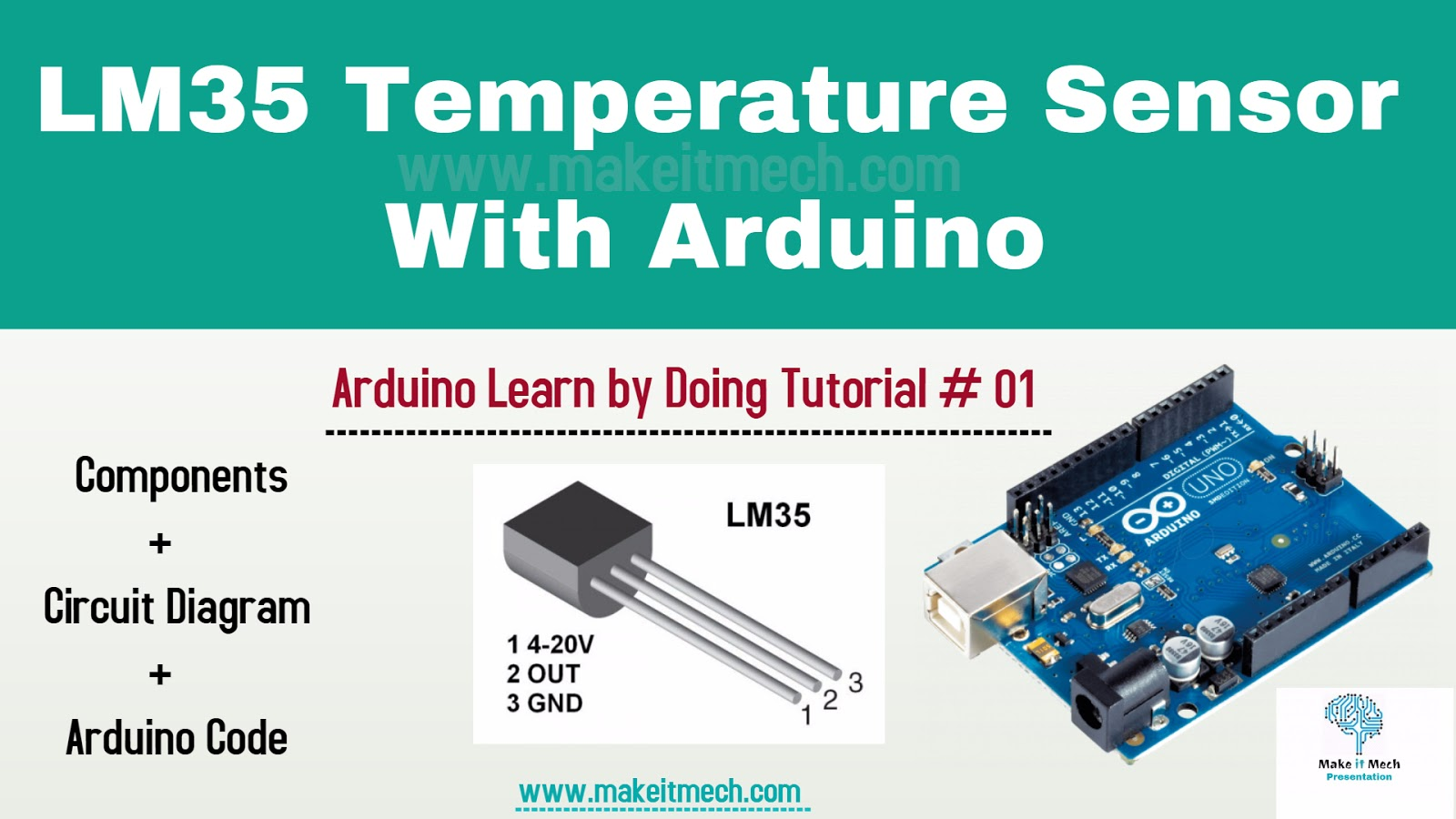 Labwire How To Use Lm35 Temperature Sensor With Arduino Diagram Circuit And Code Complete Tutorials Projects Source