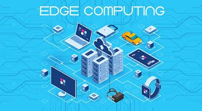 تقنية حوسبة الحافة Edge Computing